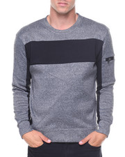 MC SQUARED - Fleece Crew Sweatshirt