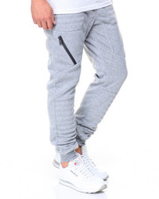 SWITCH - Quilted Fleece Jogger