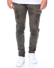 Jordan Craig - Zipper Overdye Cargo Twill Pants