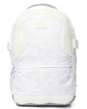 Sprayground - White Knit Camo Rubber Sypthon Backpack