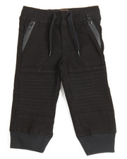 Arcade Styles - Stretch Twill Jogger (Infant)