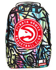 Sprayground - NBA LAB Hawks Graffiti Backpack