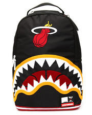 Sprayground - NBA LAB Heat Shark Backpack
