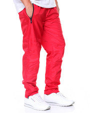 Men - Solid Nylon Pant