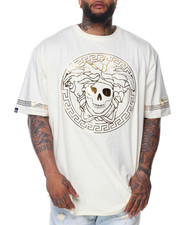 T-Shirts - S/S Medusa Tee (B&T)