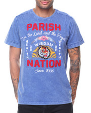 T-Shirts - S/S Applique Tiger Tee