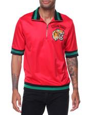 Polos - Tiger Ribbed Polo