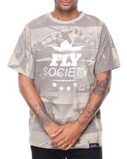 T-Shirts - S/S Cartoon Aviation Tee