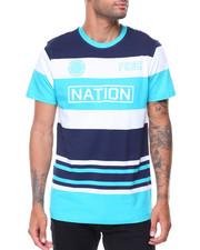 T-Shirts - S/S Yarn Dye Tee