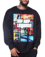 Buyers Picks - Hip Hop Legends Sweatshirt (B&T)