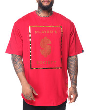 Men - S/S Players Society Tee (B&T)