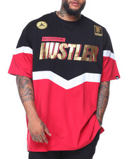 Men - S/S Occupation Hustler Tee (B&T)