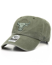 Men - Chicago Bulls 47 Clean Up Strapback Cap
