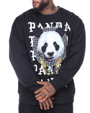 Men - Panda Sweatshirt (B&T)