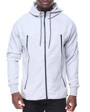Men - Tech Fleece Full Zip Hoodie