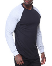Men - L/S Raglan Sleeve Thermal Tee