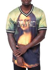 T-Shirts - Da Vinci Masters S/S Baseball Jersey