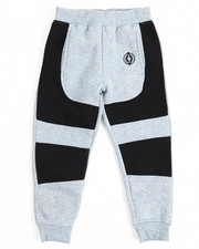Sweatpants - Moto Fleece Jogger (4-7)