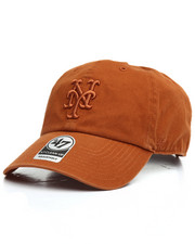 Accessories - New York Mets 47 Clean Up Strapback Cap