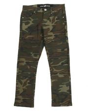 Jeans - Moto Jeans (8-20)