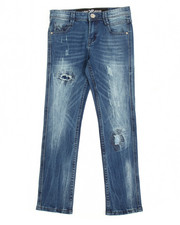 Boys - Rips & Tears Jeans (8-20)