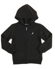 Boys - Fleece Hoody (4-7)