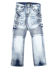 Arcade Styles - Moto Denim Jean (8-20)