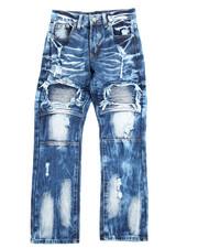 Jeans - Rip/Repair Denim Jean (8-20)
