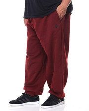 Akademiks - Mercer Marl Fleece Pant (B&T)