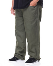 Akademiks - Culture Stretch Twill Pants (B&T