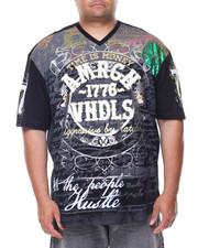 T-Shirts - S/S V.NK Tee (B&T)