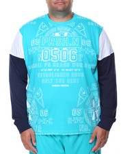 Shirts - L/S Printed Tee (B&T)