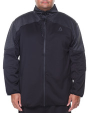 Akademiks - Cortland Funnel Full Zip Jacket (B&T)