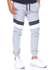 Buyers Picks - Color Block Tech Fleece Joggers