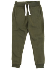 Sweatpants - Basic Fleece Jogger (4-7)