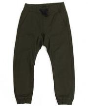Bottoms - Stretch Jogger Pants (4-7)