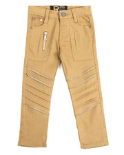 Bottoms - Stretch Twill Pant (4-7)