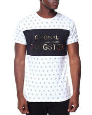 Buyers Picks - S/S Original Gangster All Over Print Tee