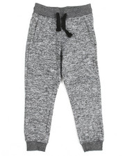 Sweatpants - Marled Fleece Jogger (4-7)