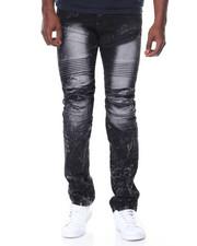 Men - Twill Gap Biker Jeans