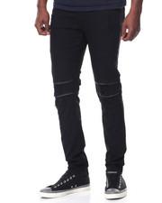 Waimea - Ripped/Zipped Moto Jean