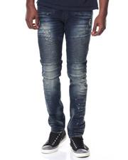 Jeans & Pants - Premium Wash Motto Jeans