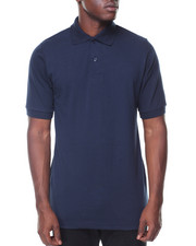 Buyers Picks - S/S Solid Polo Shirts