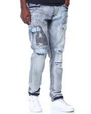 Jordan Craig - Graffiti Denim Jeans