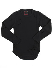 Sweatshirts - L/S Crew Neck Thrasher Sweatshirt (8-20)