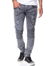 Buyers Picks - Innocence Rip & Repair Skinny Biker Jeans