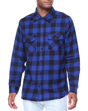 Buyers Picks - L/S Buffalo Flannel