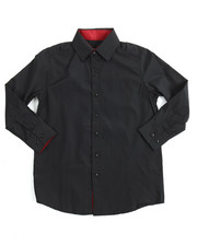 Button-downs - L/S Woven (8-20)