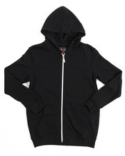 Arcade Styles - French Terry Full Zip Hoodie (8-20)