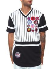 Shirts - S/S Pin Stripe Tee